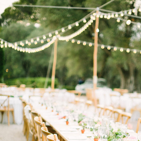 A Franco-American wedding on the French Riviera